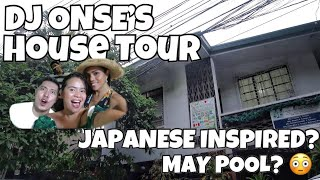 DJ ONSE'S HOUSE TOUR | PART 1 | LAUGHTRIP GUYS!!!