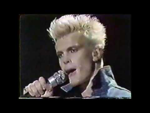 Solid Gold Season 2  1981 Billy Idol  Mony, Mony