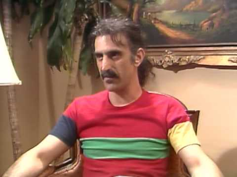 Frank Zappa - Interview - 12/8/1984 - unknown (Official)