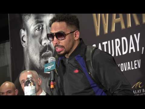 Ward Reaction To Win Over Kovalev EsNews Boxing