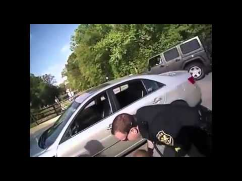 Virginia Citizen Pepper Sprayed and Tazered while having a STROKE!