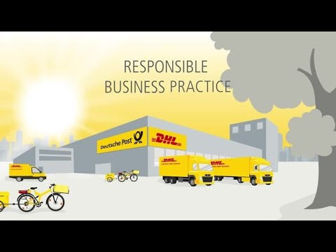 Responsible Business Practice at Deutsche Post DHL Group