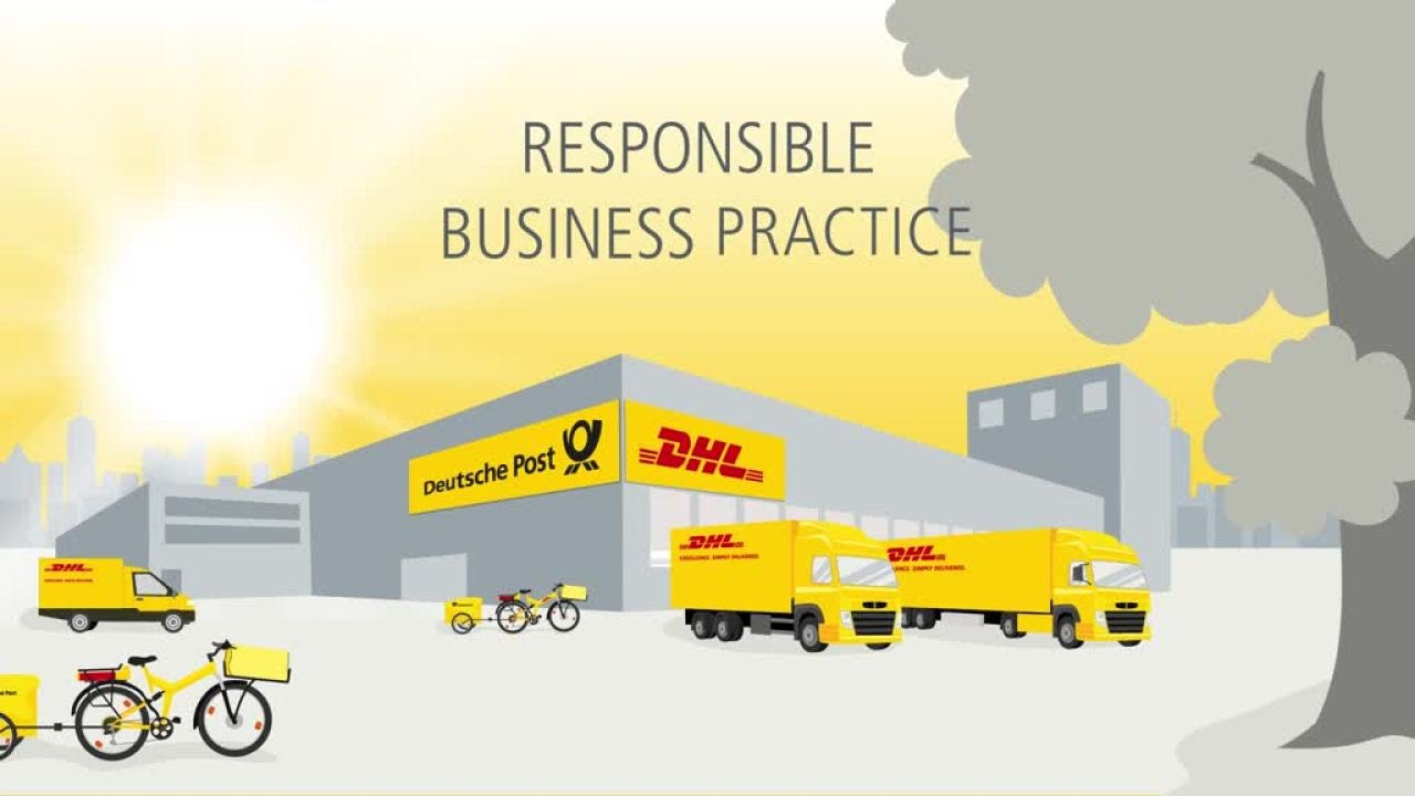 responsible business practice at deutsche post dhl group youtube. Black Bedroom Furniture Sets. Home Design Ideas