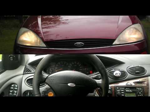 Ford Focus 1 автоматическое включение фар ближнего света
