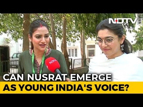 Nusrat Jahan: Why Does A 29-Year-Old Successful Actor Join Politics?