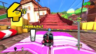 Gameplay - El Chavo Kart - Copa Don Ramón #Gameplay