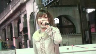 2011.11.29@渋谷 藤田恵名さんは、どんなカバー曲も素敵に歌ってくださ...
