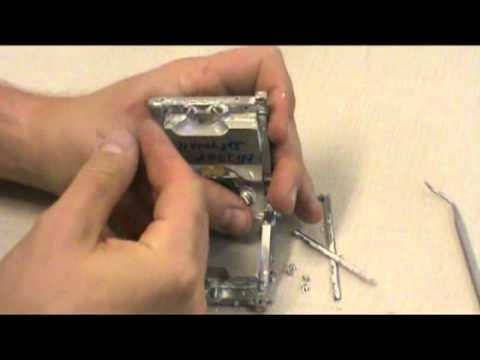 Columbia Taping Tools Anglehead Repair Video Part 1 (Drywall)