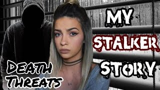 Sending My Stalker To Jail *WITH SCREENSHOTS & VOICEMAILS* | STORYTIME