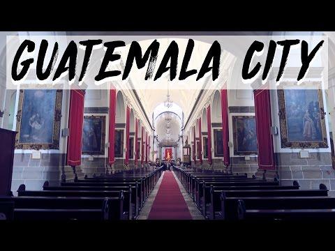 Churches & Coffee of Guatemala City | Guatemala Vlog 10