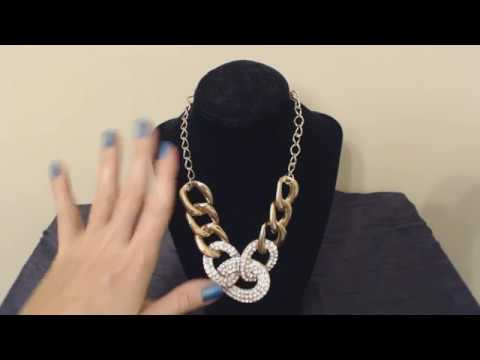 ASMR Whisper ~ Goodwill Jewelry Shopping Haul ~ Show & Tell