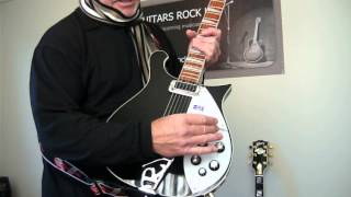 Rickenbacker 620 Jetglo Guitar - Review by Guitars Rock