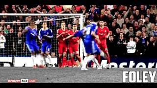 Alex Amazing Free Kick VS Liverpool |FOLEY|