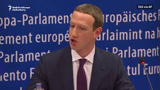 Zuckerberg: 'We Have Made Significant Investments To Protect The Integrity Of Elections'