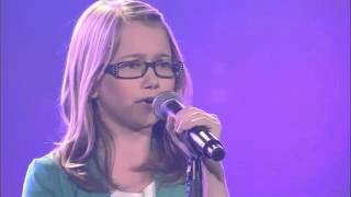 """Laura vs Paola con """"I will Always Love You""""    The Voice Kids"""
