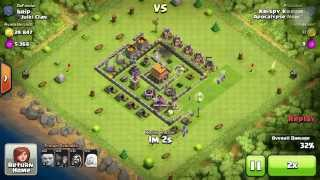 Clash Of Clans Channel Introduction! ♦️♦️♦️