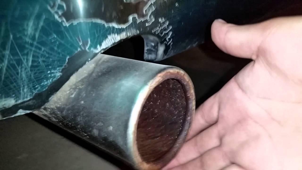 Por qu mi auto bota agua por el tubo de escape alguien sabe  YouTube
