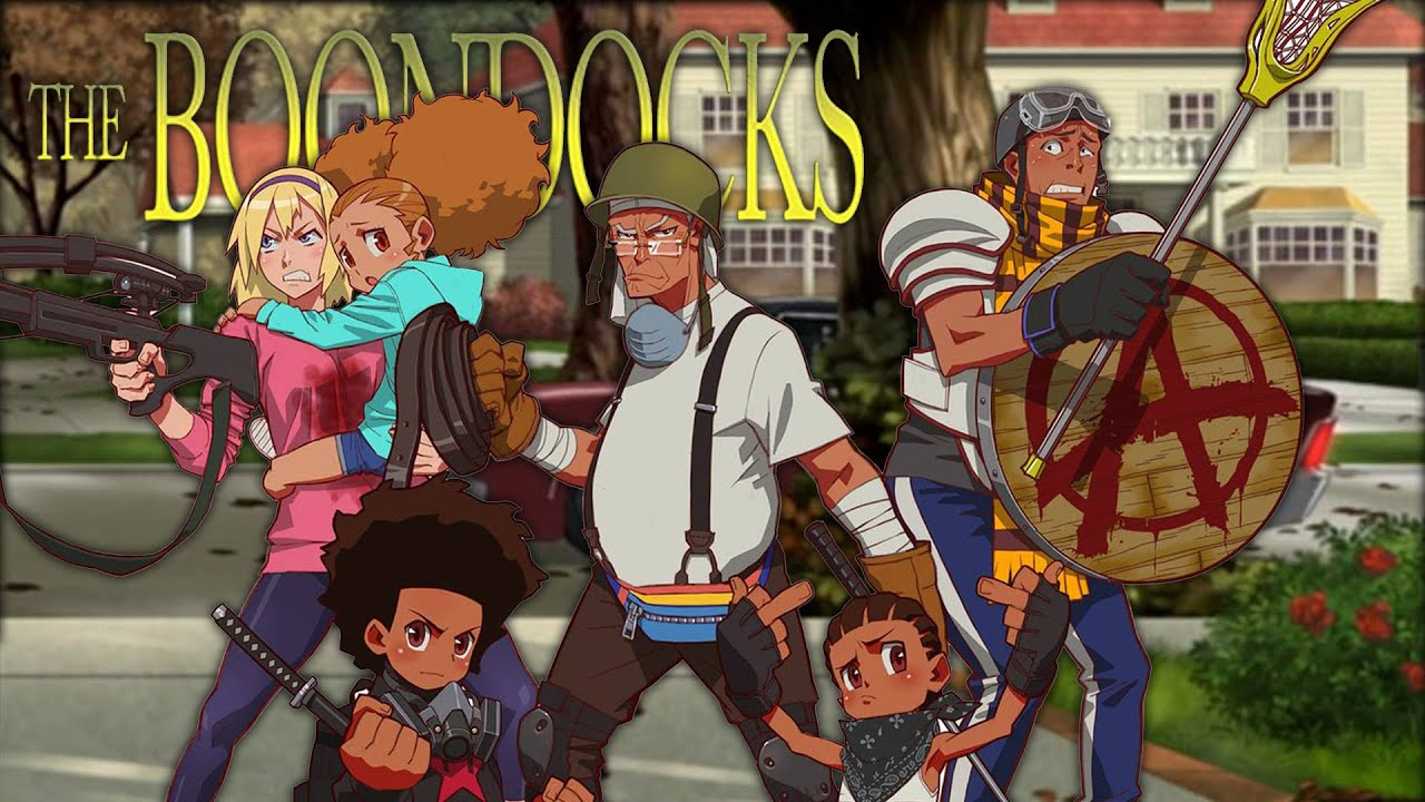 Download What's Going On With The Boondocks Reboot?