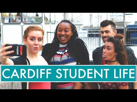 Cardiff Student Life   University of South Wales