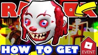 [EVENTO] Come ottenere il clown testa Roblox 2018 Halloween Evento Tutorial