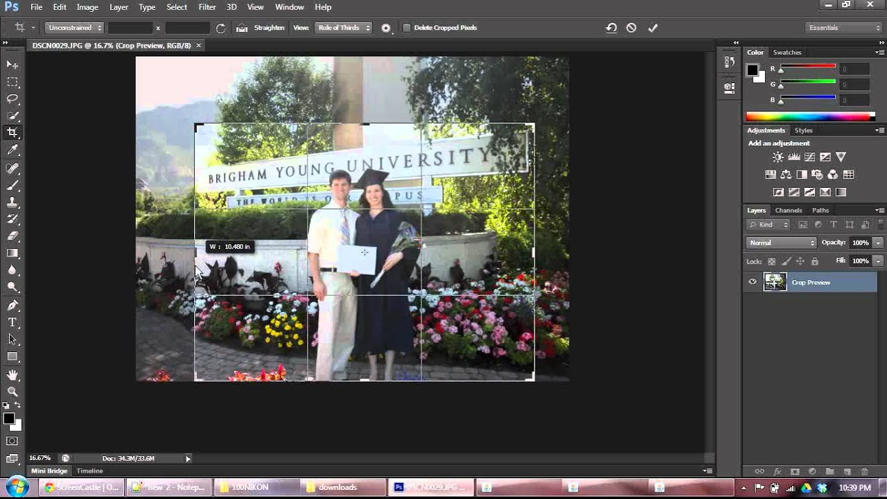 simple photoshop editing services