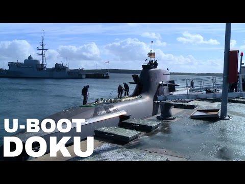 GANZE DOKU Alltag unterm Meerespiegel - Auf Tauchfahrt mit U33 eines der modernsten Uboote der Welt