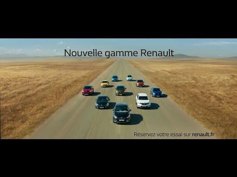 PUB : Nouvelle Gamme Renault