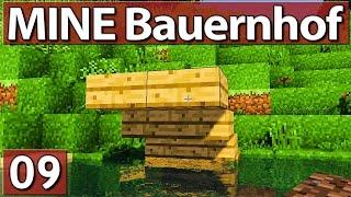 MINE Bauernhof #9 ► BRÜCKENBAU
