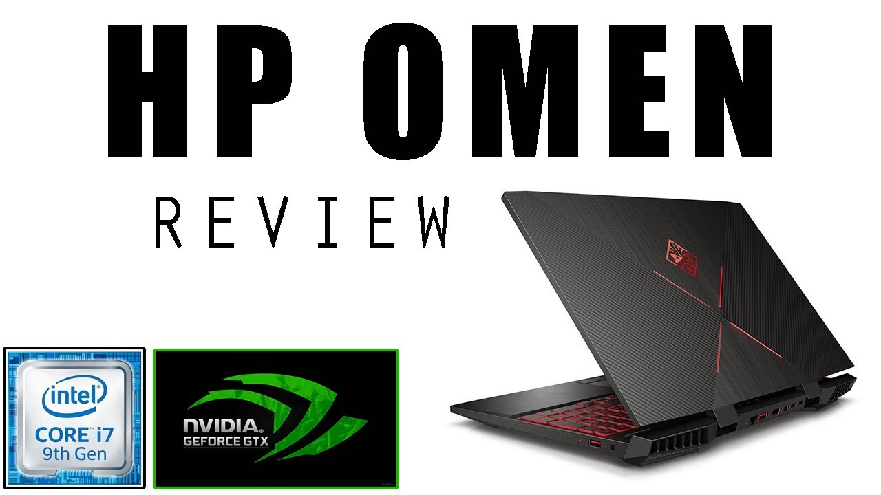 HP Omen 15! RTX, 9th Gen and 144Hz for $1199! - YouTube
