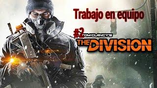 The division |ps4 |2#Trabajo en equipo |Español
