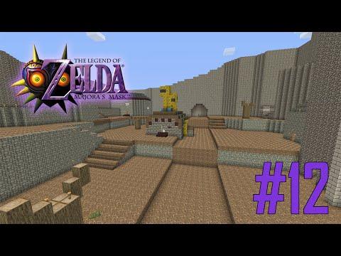 Majoras Mask Legend of Zelda Minecraft Adventure Map - Ep 12 w ...