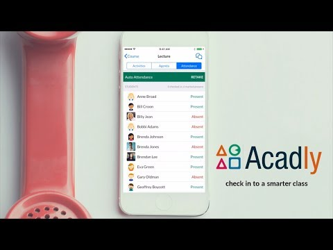 The Acadly promo: 90 seconds that might change how you teach forever!