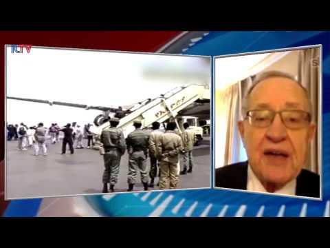 Alan Dershowitz On Uganda Jews Visas To Come To Israel