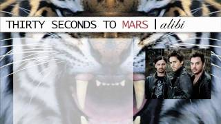 30 Seconds To Mars - Alibi [Karaoke/Instrumental]