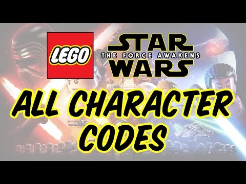 Lego Star Wars The Force Awakens Jedi Character Pack - YouTube