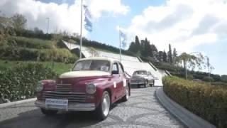 ЯМЭФ-2017: ралли раритетных автомобилей