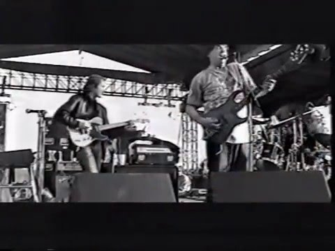 Canadian Invasion 1994: The Band