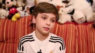 Творческий путь Александра Филина: концерты в Кремле и закулисье Большого - Голос Дети - Сезон 3