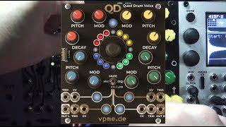 vpme.de presents: QD - Quad Drum Voice