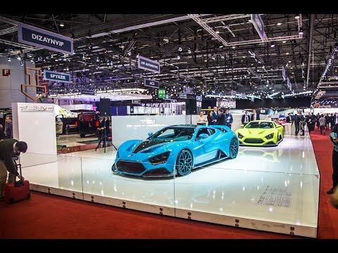 ZLOG No.2 | Zenvo Automotive at the Geneva International Motor Show 2017