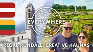 Regal Rundāle, Creative Kaunas - From Latvija to Lietuva | Next Stop Everywhere