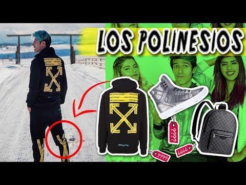 La verdad sobre los POLINESIOS, RAFA POLINESIO, cuánto cuesta su outfit?