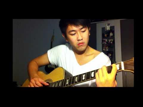 Sunflower - Paddy Sun (Guitar Cover)