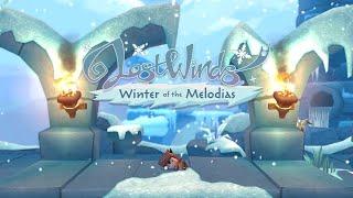 【LostWinds2】風をあやつるパズルアクション続編#01【HimenoCats】