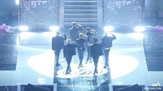 160410 방탄소년단(BTS) - 쩔어 (DOPE) @열린음악회 안무 직캠/Fancam By -wA-
