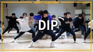 [HIPHOP CLASS] tyga - Dip(feat. Nicki minaj) (Choreography) class video Video