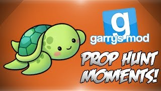 Garrys Mod Prop Hunt Funny Moments! - Whack A Mole, Best Duker Ever, EpicMealTime and More!