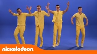 Big Time Rush | Get Up | Nickelodeon en Español