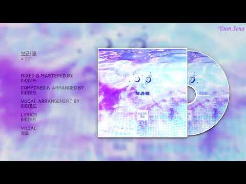 [Vietsub + Kara] I Purple U '보라해' - Yoon Som @BTS Fan Song