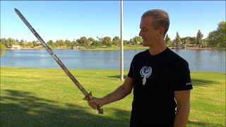 Tai Chi Sword - Straight Sword of Tai Ji Quan